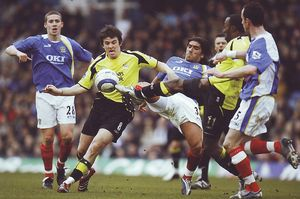 portsmouth away 2005-06 action 4