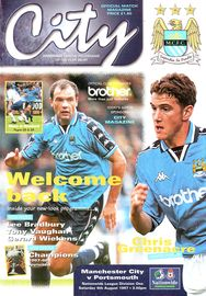 portsmouth home 1997 to 98 prog