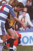 qpr away 1997 to 98 action