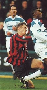 qpr away 1999 to 00 action