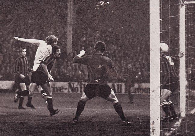 qpr home league cup 1969-70 bell 1st city goal