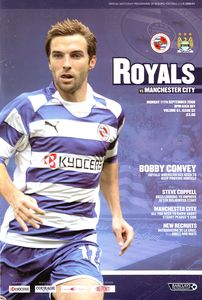 reading away 2006 to 07 prog