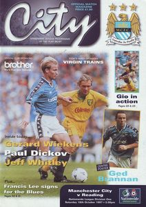 reading home 1997 to 98 prog