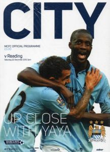 reading home 2012 to 13 PROG
