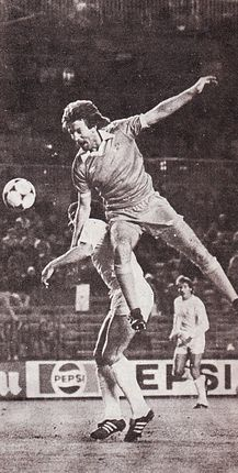 real madrid friendly 1979 to 80 action