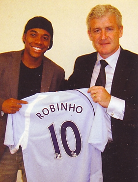 robinho signs sept 2008