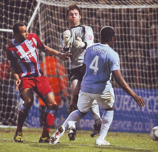scunthorpe fa cup 2009 to 10 onouha goal