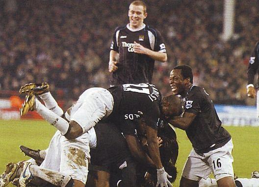 sheff united away 2006 to 07 ireland goal celeb