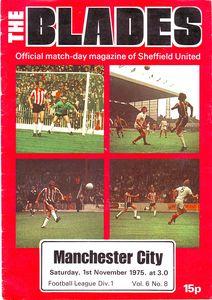 sheff utd away 1975 to 76 proga