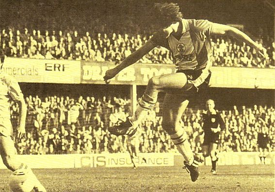 southampton away 1982 to 83 action