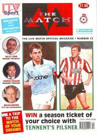 southampton home 1991 to 92 itv prog