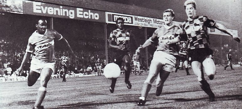 southend away league cup 1986 to 87 action