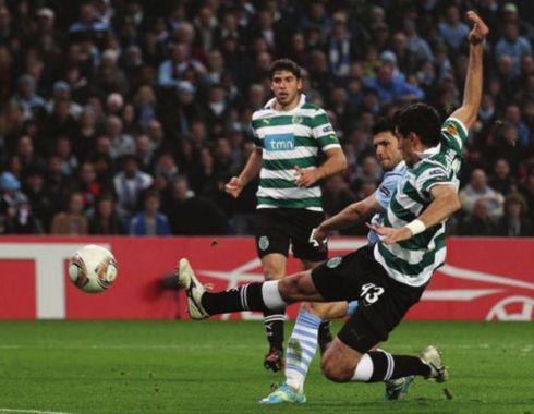 sporting lisbon home 2011 to 12 aguero 1st goalb