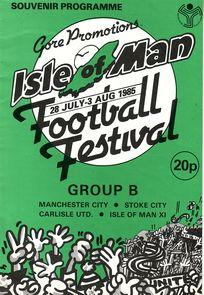 stoke IOM festival 1985 to 86 prog