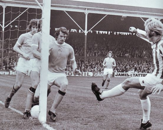 stoke away 1972 to 73 action