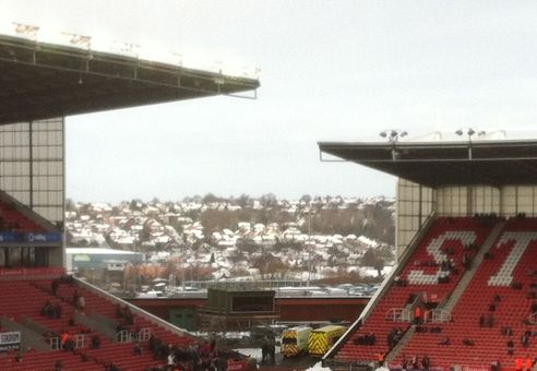 stoke fa cup 2012 to 13 snow stand2
