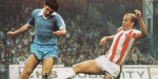 stoke home 1980 to 81 action