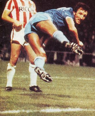 stoke home 1982 to 83 action