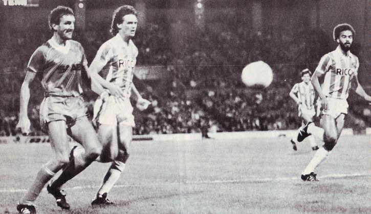 stoke home 1982 to 83 cross goal