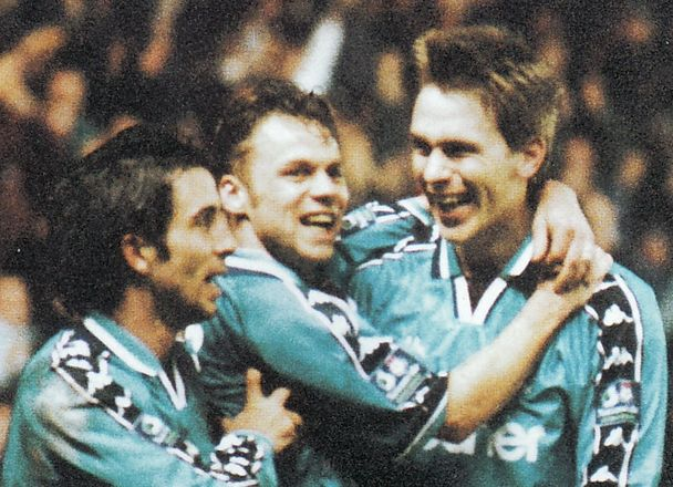 stoke home 1998 to 99 taylor goal