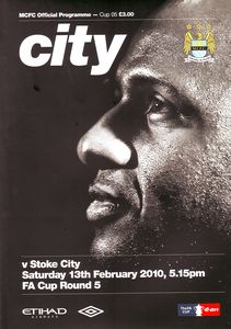 stoke home fa cup 2009 to 10 prog