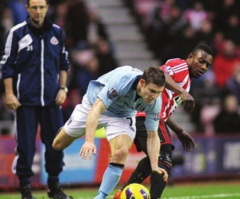 sunderland away 2012 to 13 action