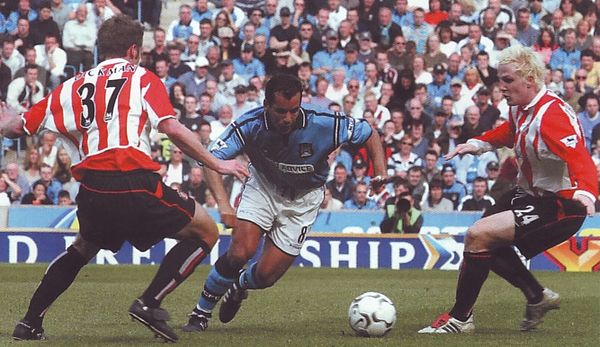 sunderland home 2002 to 03 action