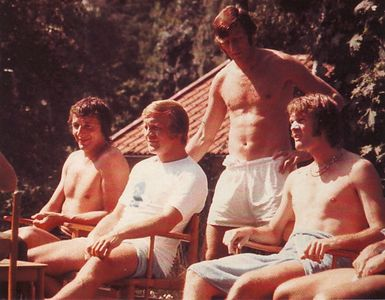 swedish tour trainig camp 1972 to 73