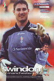 swindon away 1999 to 00 prog