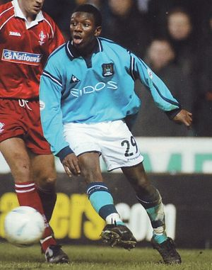 swindon fa cup 2001 to 02 action2