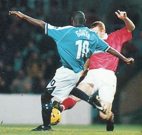 swindon home 1999 to 00 goater goal