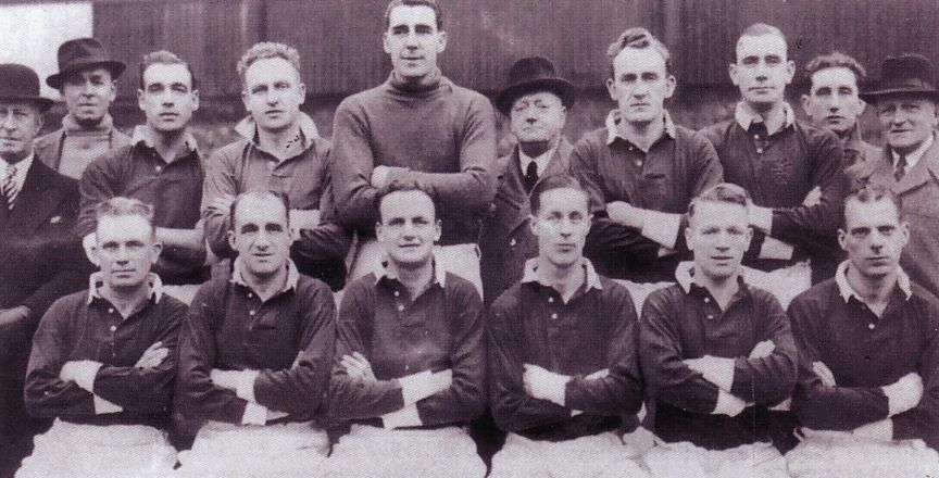 team group 1946 to 47