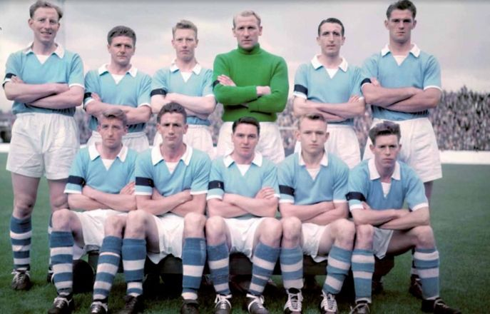 team group 1957 to 58 mar 58