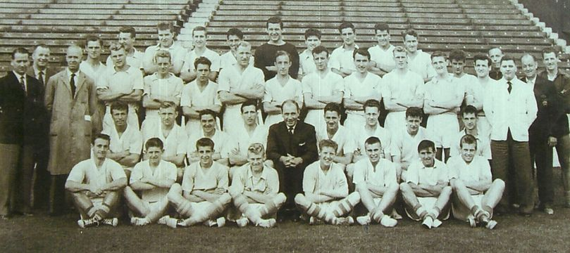 team group 1959 to 60