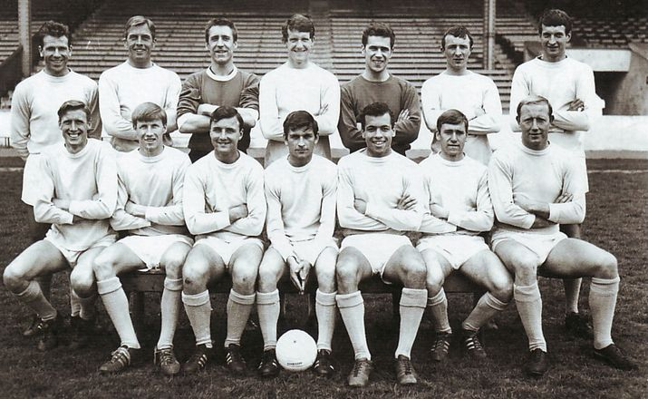 team group 1965 to 66