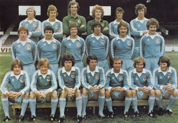 team group 1976 to 77