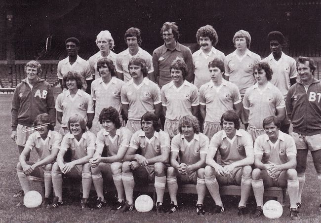 team group 1978 to 79