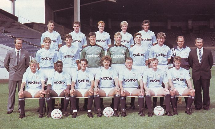 team group 1987 to 88