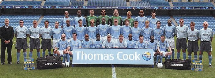 team group 2004 to 05