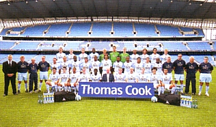 team photo 2007 to 08