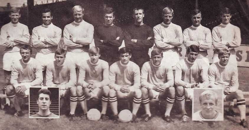 team picture 1967 to 68