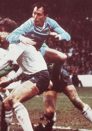 tottenham home 1982 to 83 action