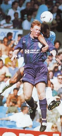 tottenham home 1995 to 96 action 4