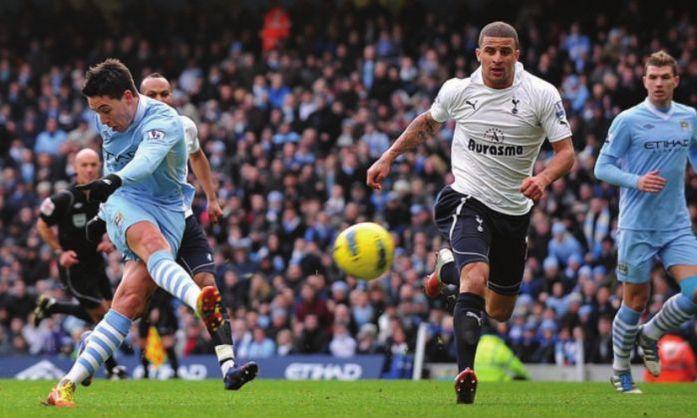 tottenham home 2011 to 12 nasri goal