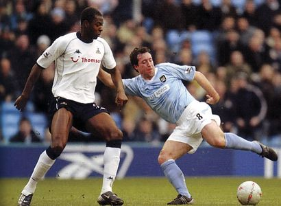 tottenham home fa cup 2003 to 04 action