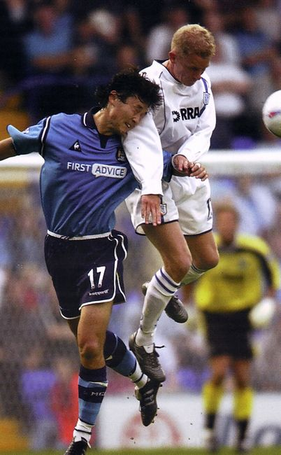 tranmere friendly 2002 to 03 action