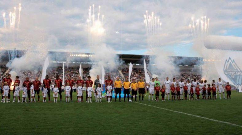 vancouver whitecaps 2011 to 12 teams