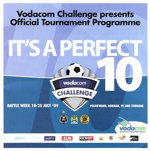 vodacom challenge 2009 to 10 prog