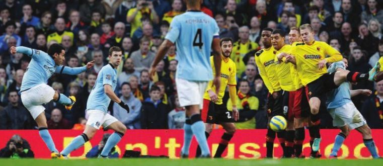 watford fa cup 2012 to 13 tevez goal