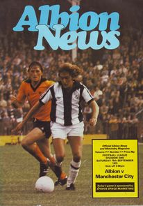 west brom away 1979 to 80 prog